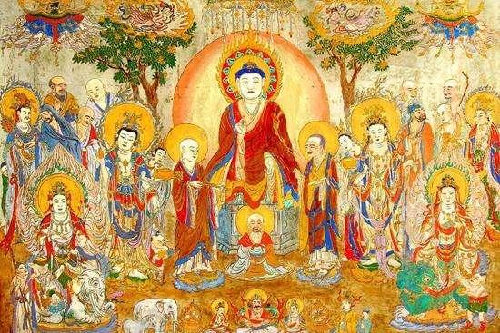 佛教八大宗派
