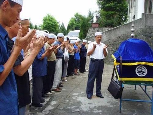 穆斯林葬礼习俗