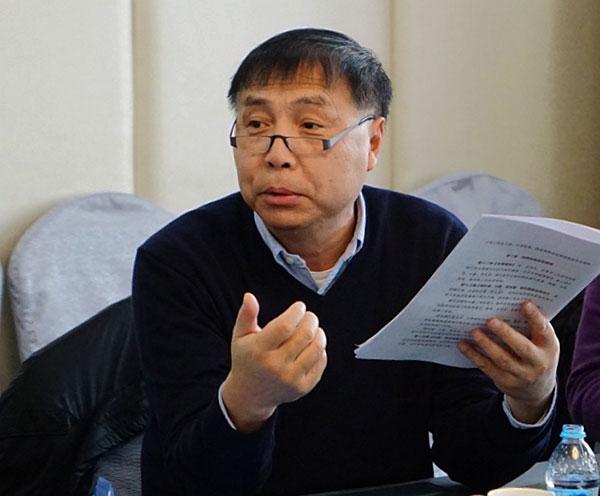 中国殡葬协会副会长王计生