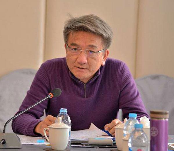 中国殡葬协会副会长林军