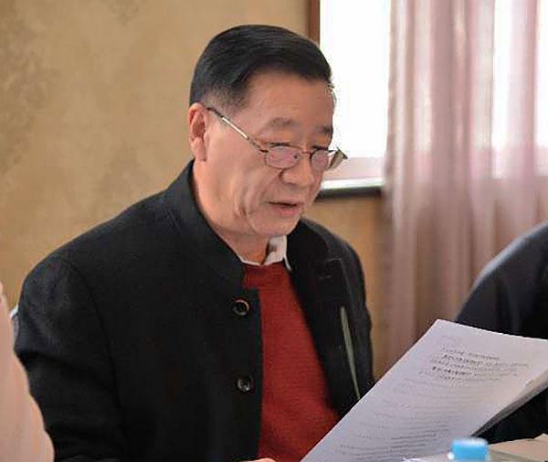 中国殡葬协会副会长周静波